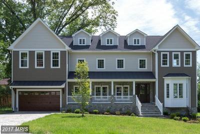 Alexandria Single Family Home For Sale: 5125 Remington Drive