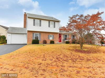 Alexandria Single Family Home For Sale: 6200 Franconia Forest Court