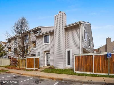 Alexandria Townhouse For Sale: 8609 Village Way