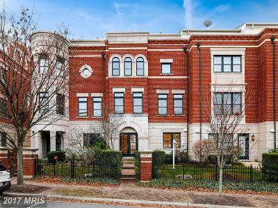 Reston Townhouse For Sale: 12106 Kinsley Place