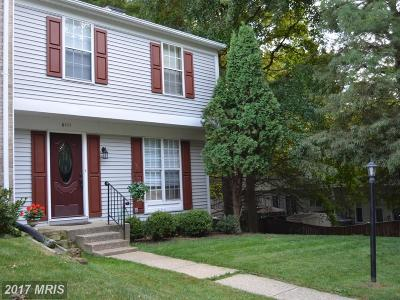 Burke Townhouse For Sale: 6111 Martins Landing Court