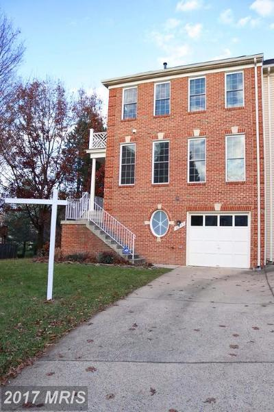 Centreville VA Townhouse For Sale: $417,500