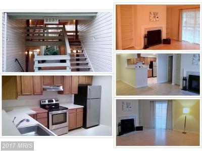 Reston Condo For Sale: 2237 Lovedale Lane #409B
