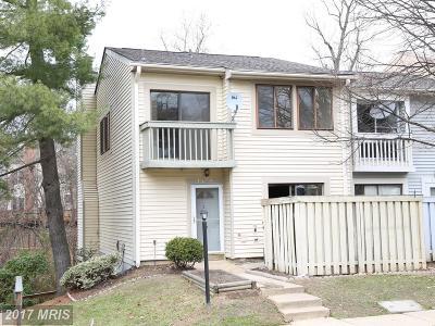 Springfield Condo For Sale: 7210 Jillspring Court #25B