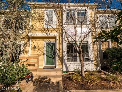 Alexandria VA Townhouse For Sale: $414,950