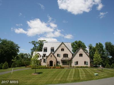 Great Falls Single Family Home For Sale: 11326 Fox Creek Farm Way