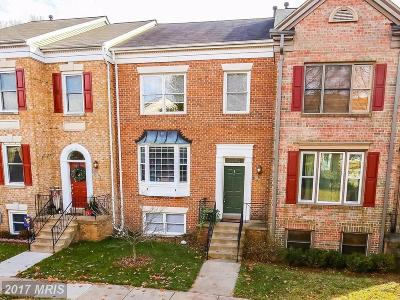 Centreville VA Townhouse For Sale: $415,000