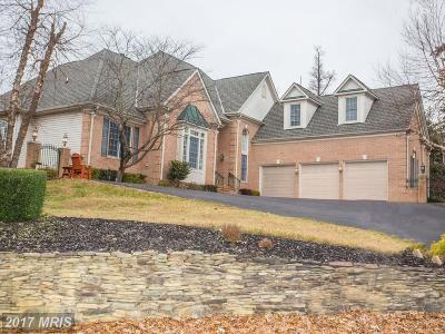 Fairfax Station VA Single Family Home For Sale: $889,000