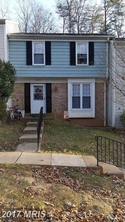 Burke VA Townhouse For Sale: $329,900