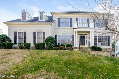 Springfield Single Family Home For Sale: 7541 Laurel Creek Lane