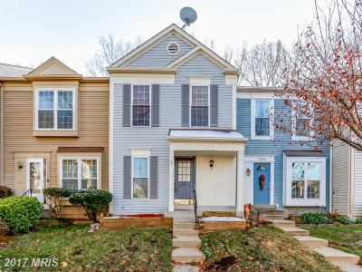 Alexandria Townhouse For Sale: 7248 Stover Drive