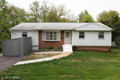 Single Family Home For Sale: 4705 Tipton Lane