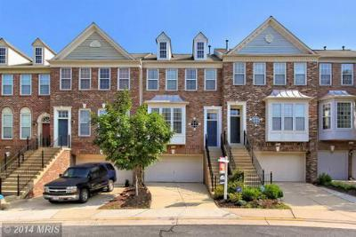 Fairfax VA Townhouse For Sale: $475,000