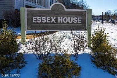 Condo/Townhouse Sold: 6106 Essex House Square #B