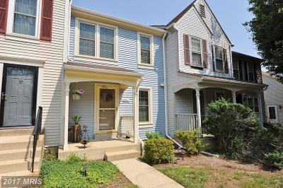 Alexandria VA Townhouse For Sale: $364,900
