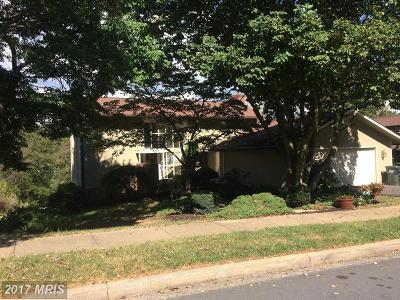 Reston Single Family Home For Sale: 11306 Wedge Drive