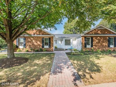 Reston, Herndon Single Family Home For Sale: 3321 Laneview Place