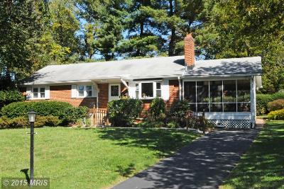 Annandale VA Single Family Home Sold: $449,900