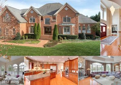 Oakton VA Single Family Home For Sale: $1,599,999