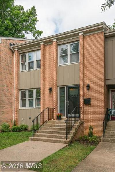 Annandale VA Townhouse Sold: $384,900