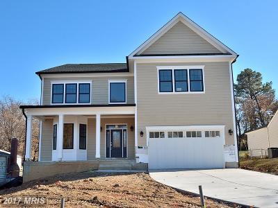Falls Church Single Family Home For Sale: 7731 Lisle Avenue