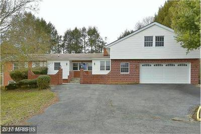 Great Falls VA Single Family Home For Sale: $624,900