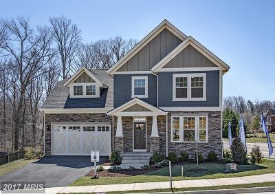 Lorton Single Family Home For Sale: 7772 Julia Taft Way