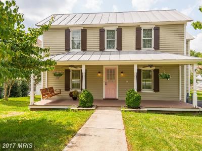 Herndon Single Family Home For Sale: 703 Dranesville Road