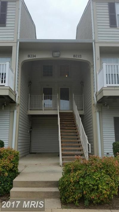 Lorton VA Condo For Sale: $242,000