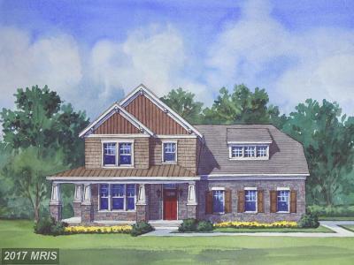 Lorton Single Family Home For Sale: 7769 Julia Taft Way