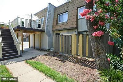 Alexandria Townhouse For Sale: 7943 San Leandro Place #C