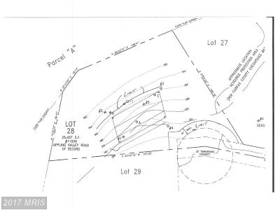 Fairfax Residential Lots & Land For Sale: 11936 Appling Valley Road