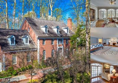 Oakton VA Single Family Home For Sale: $1,845,000