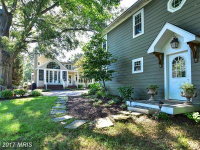 Alexandria Single Family Home For Sale: 7917 Boulevard Drive E