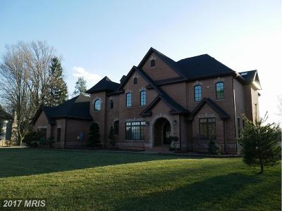 Vienna Single Family Home For Sale: 9415 Old Courthouse Road