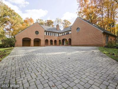 Vienna Single Family Home For Sale: 10201 Country View Court