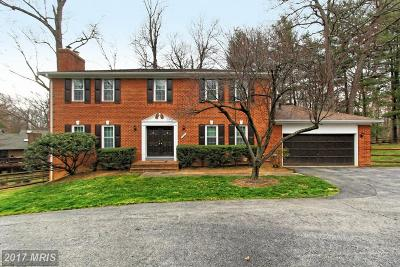 Great Falls VA Single Family Home Sold: $799,900