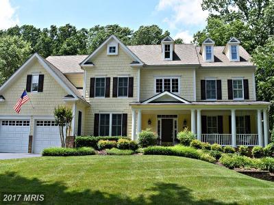 Vienna Single Family Home For Sale: 348 Ayr Hill Avenue NE