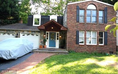 Alexandria VA Single Family Home For Sale: $499,900