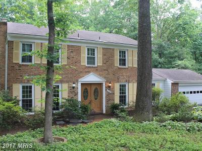Oakton VA Single Family Home For Sale: $799,500