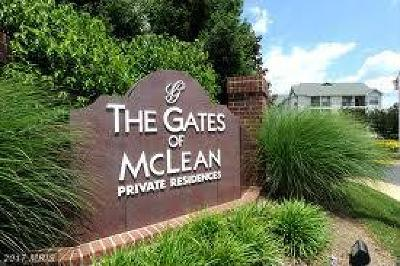 McLean Condo For Sale: 1600 Spring Gate Drive #2105
