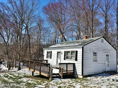 Fairfax Single Family Home For Sale: 8910 Hooes Road