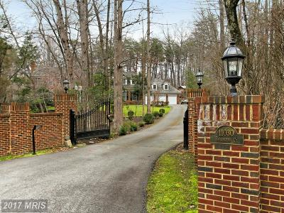 Fairfax Station VA Single Family Home For Sale: $1,150,000