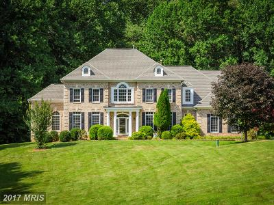 Fairfax Station VA Single Family Home For Sale: $1,165,000