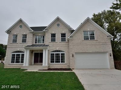 Falls Church Single Family Home For Sale: 7718 Lunceford Lane