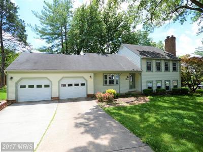 Herndon Single Family Home For Sale: 12007 Trossack Road