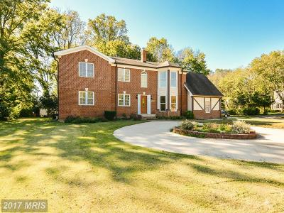 Falls Church Single Family Home For Sale: 6731 Nicholson Road