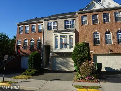 Fair Chase Townhouse For Sale: 4506 English Holly Drive
