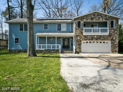 Herndon Single Family Home For Sale: 433 Van Buren Street