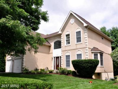 Reston Single Family Home For Sale: 10852 Grovehampton Court